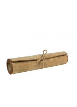 Cork Yoga Mat - Cork Textile + EVA