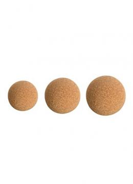 Cork Yoga Spheres